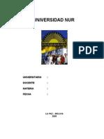 Universidad Nur