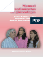 Manual Proc Ginec Completo