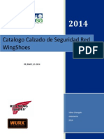 Catalogo Red Wing 2014