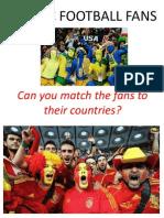 football fans quiz
