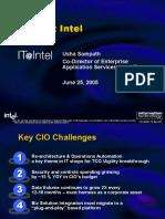 SAP* at Intel