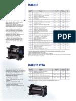 Maxifit especificacion