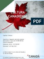 Cultura Canadiense