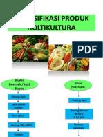 i. Diversifikasi Produk Holtikultura