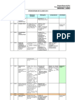Cronograma Penal 1. 2014