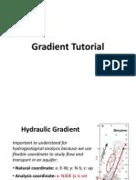 Gradiente Hidraulico 123D