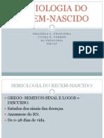 Semiologia Do Recem-nascido (1)