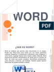 Que Es El Word Trabajo #6 Tecnologia
