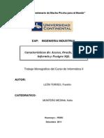 185479275 Monografia Base de Datos Informatica II