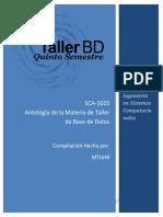 Antologia de Taller de Base de Datos 1-26