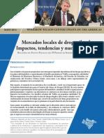 Mercados locales de drogas ilegales