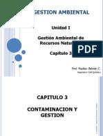Gestion Ambiental - Unidad I Cap 3