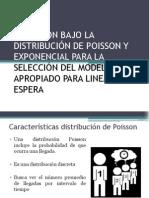 Selección Bajo La Distribución de Poisson y Exponencial Io (1)