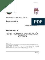 Espectrofotometria de Aa