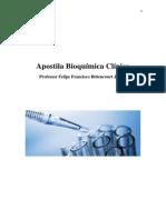 Apostila Bioquímica Felipe