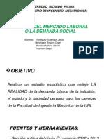 Mercado Laboral de Las Ingenierías