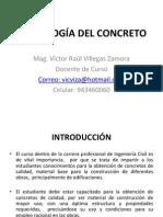 Tecnología Del Cº 2012-II
