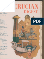 Rosicrucian Digest, December 1955