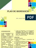 Plan Bionegocios