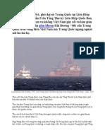 Trung Quốc vu khống Việt Nam gây rối trên Biển Đông tại Liên Hiệp Quốc.docx