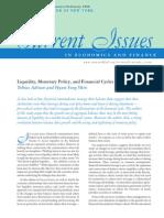 Adrian Shin - Liquidity, Monetary Policy and Financial Cycles