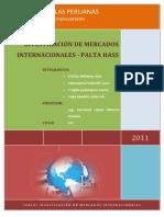 74104628 Investigacion de Mercados Internacionales Palta Hass
