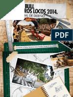 Brochure Carros Locos