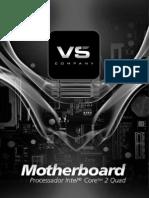 Manual Intel G31 MXP-K