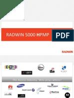 RADWIN 5000 PtMP