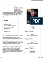 Phil Bryant - Wikipedia, The Free Encyclopedia