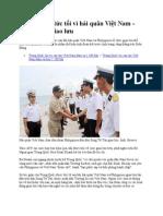 Trung Quốc Tức Tối Vì Hải Quân Việt Nam