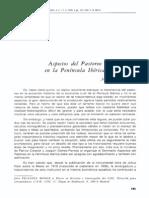 Aspectos Del Pastoreo en La Península Ibérica - ESCALONA MONGE