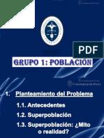 Población filosofia