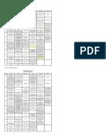 Cronograma Evaluaciones 2014-1 Escuela de Ingeniería