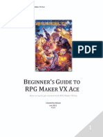 RPG Maker VX Ace Help - RGSS3 Reference Manual | Button