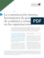 I34 La Comunicacion Interna Herramienta de Generación de Confianza y Transparencia en Las Organizaciones (2)
