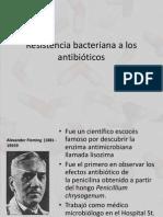 (Bacterias) Resis. Antib. Clase 19-03