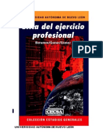 71381458 Etica Del Ejercicio Profesional