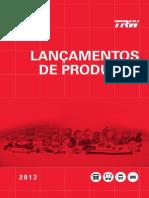 Catálogo Freio 2013-2013 (Varga-TRW)
