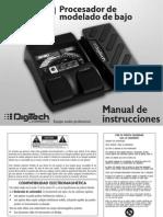 BP90 Manual 18-0756V-B - Spanish