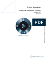 292111 TS BP SIM Solver Selection