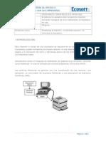 OPUS012 Problemas Con Las Impresoras