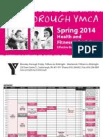 Scarborough Schedule