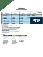 Tabel Biaya Pendidikan Program Magister UI 2013 Up26Mar2013