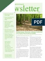 Group 48 Newsletter - June 2014