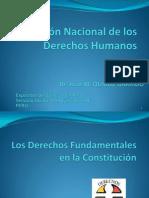 Protección Nacional de Los Derecho Humanos y El Precedente Vinculante
