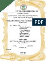 Grupo 2 - Sistemas Organizacionales