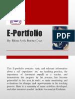 e-portfolio rhina benitez