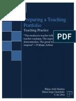 Teaching Portfolio by Rhina Benitez