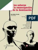 Ana Esther Ceceña. de Los Saberes de La Emanancipación y de La Dominación.